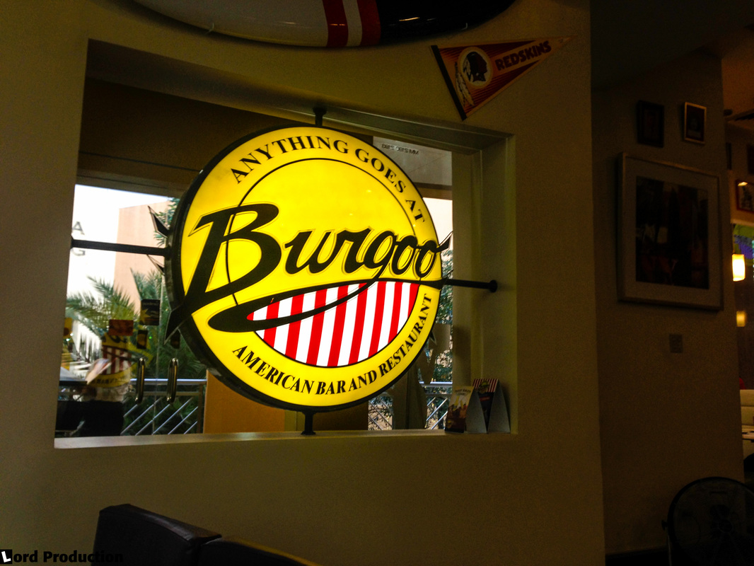 Burgoo American Bar and Restaurant in Mall of Asia, Manila