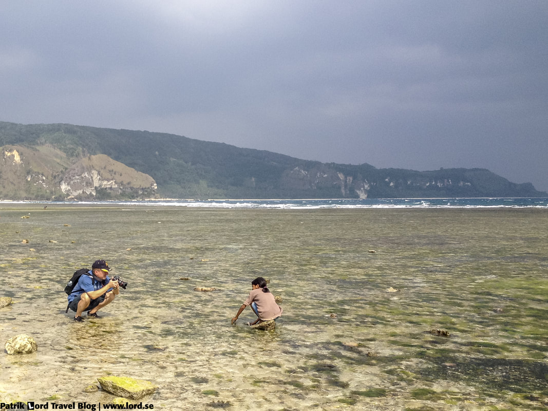 Behind the scenes Calayan Island, Philippines © Patrik Lord Travel Blog