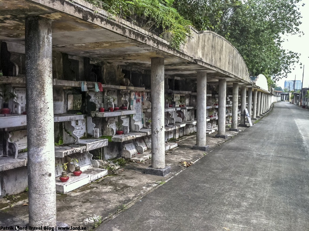 Chinese Cemetery, Kids Tombs, Manila, Philippines © Patrik Lord Travel Blog
