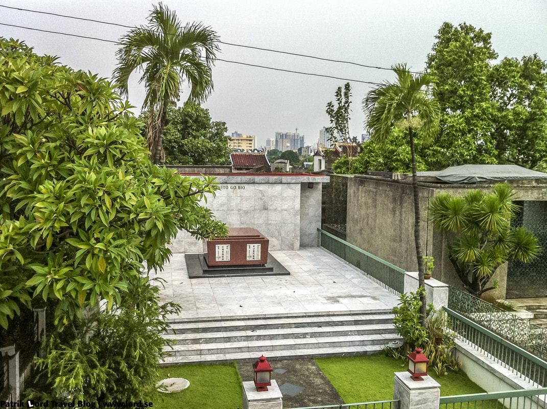 Chinese Cemetery, View over the surroundings, Manila, Philippines © Patrik Lord Travel Blog